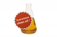 Guaranteed Clean Oil